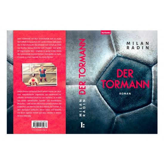 Der Tormann (în limba germană) - cu dedicatie/ semnatura autor si erou principal HD