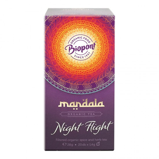 Ceai Mandala, Night Flight 28 g
