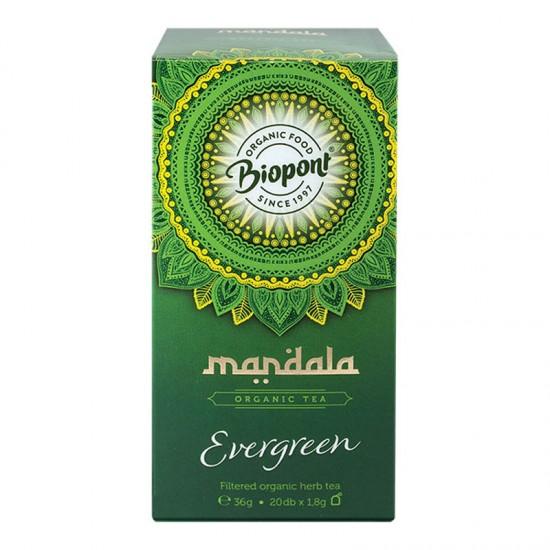 Ceai Mandala, Evergreen 36 g