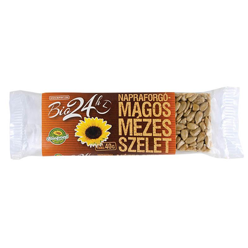 Miere cu semințe de floarea soarelui