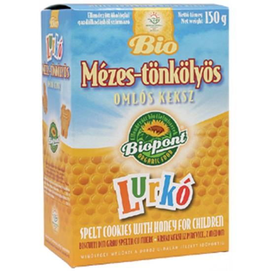 Biscuiti de spelta cu miere 150 g