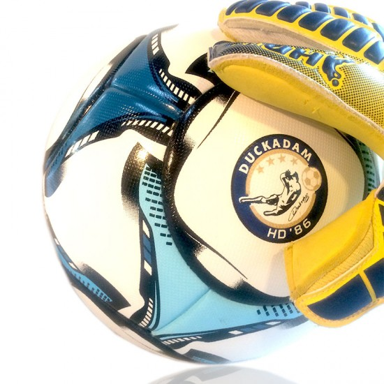 Minge fotbal Duckadam 4Stars PRO BLUE