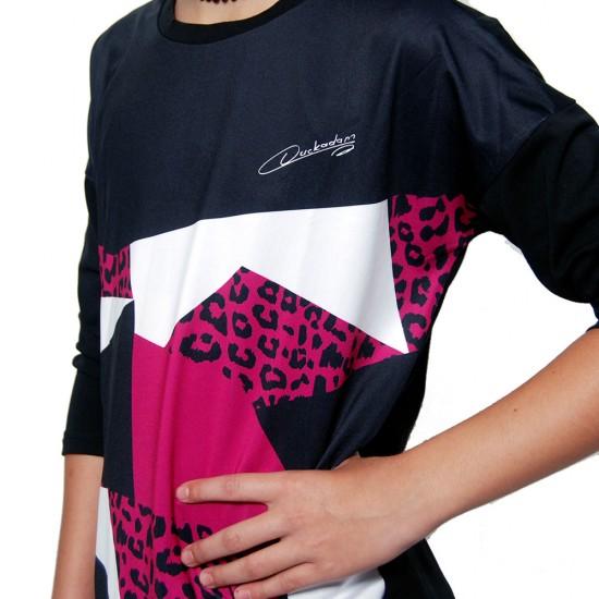 Bluza fitness Duckadam Pink - fete