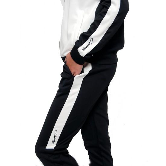 Set trening Duckadam Black & White sport - fete